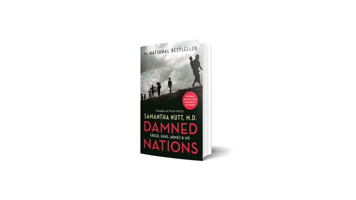 Damned Nations book by Samantha Nutt