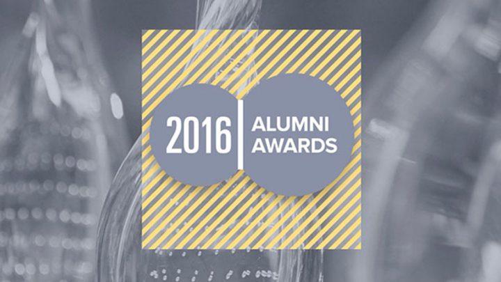 2016 Alumni Awards