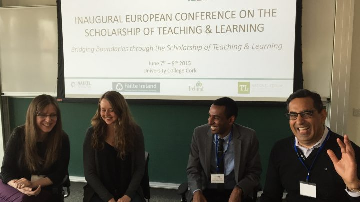 Artsci students at recent conference