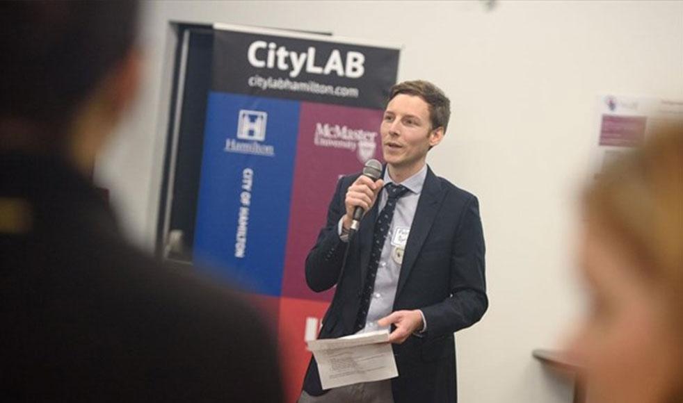Patrick Byrne of City Lab