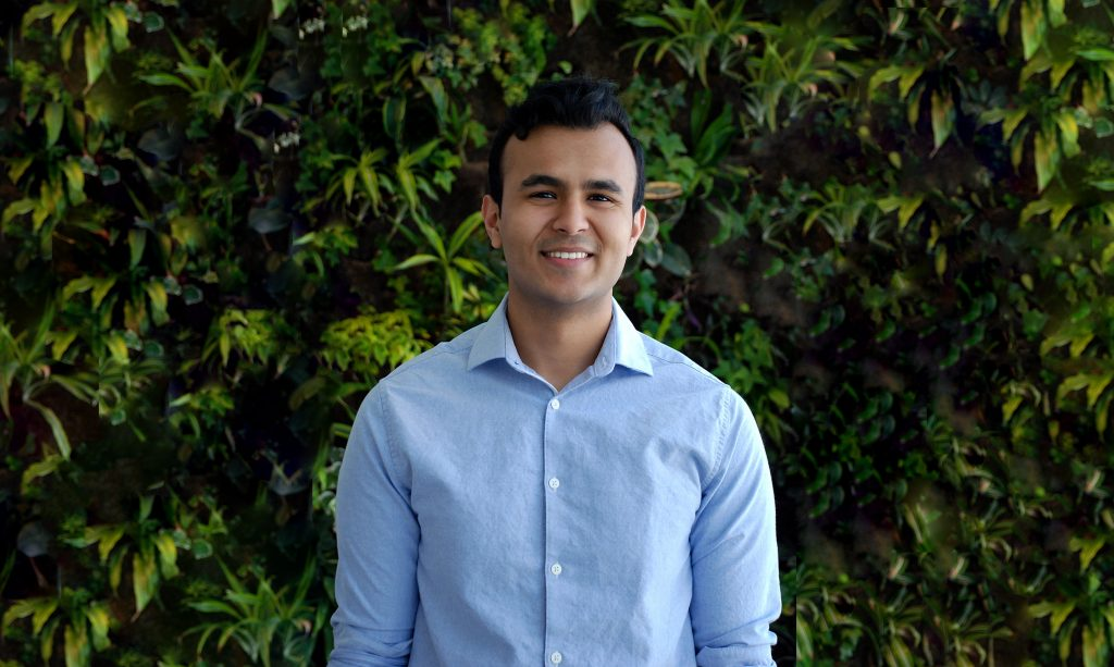Saad Syed, Vanier Scholar