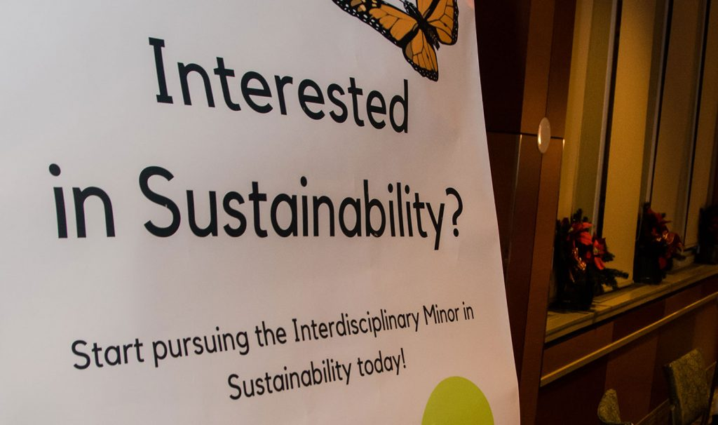 Sustainability at McMaster banner