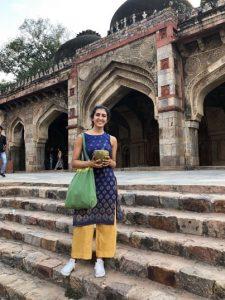 Maanvi in India 3