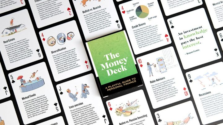 Money Deck cards