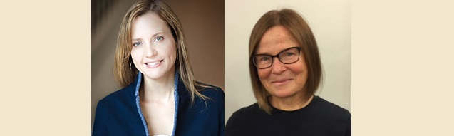 Headshots of Dr. Samantha Nutt & Dr. Jean Wilson